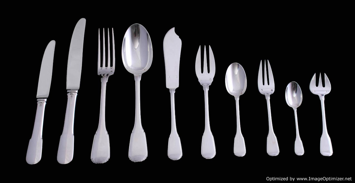 Estate Sterling :: sterling silver flatware : ravinet d'enfer ...