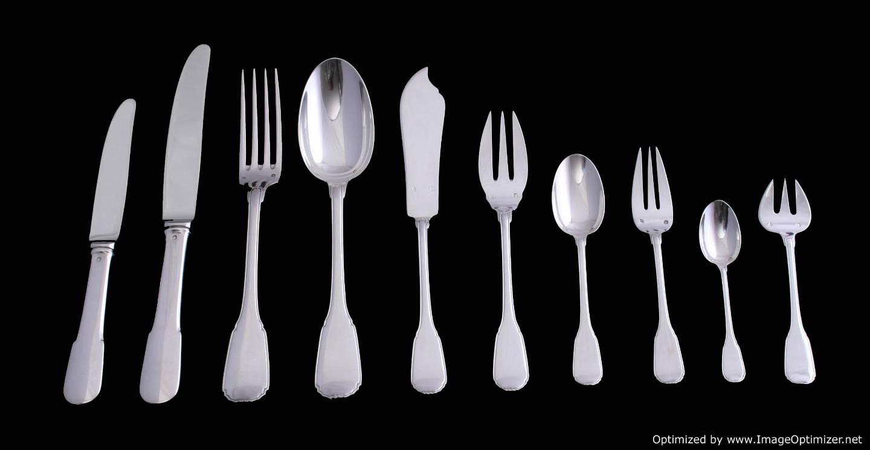 Estate Sterling :: sterling silver flatware : ravinet d'enfer ...